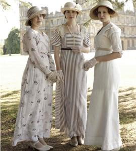 Mary, Sybil, Edith