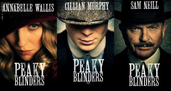 Peaky Blinders - evidenza