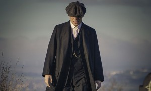Peaky Blinders: Cillian Murphy (Tommy) pulls out his best menacing walk