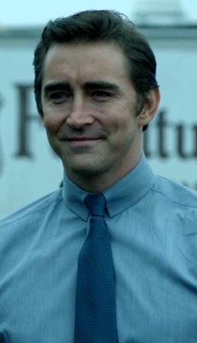 Lee Pace interpreta Joe MacMillan.