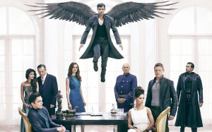Cast di Dominion