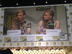Sansa e Maergery