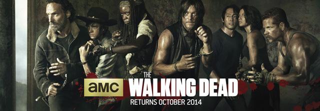 The Walking Dead sta tornando...