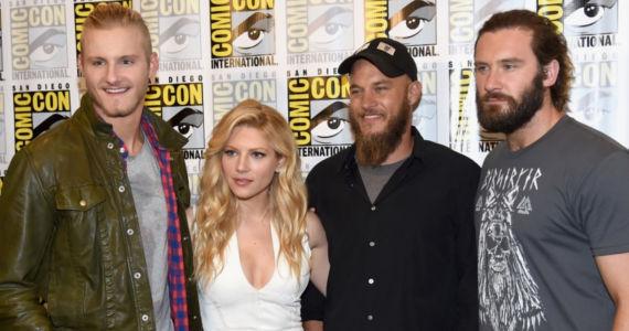 Vikings - attori principali