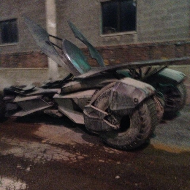 Batmobile 2016