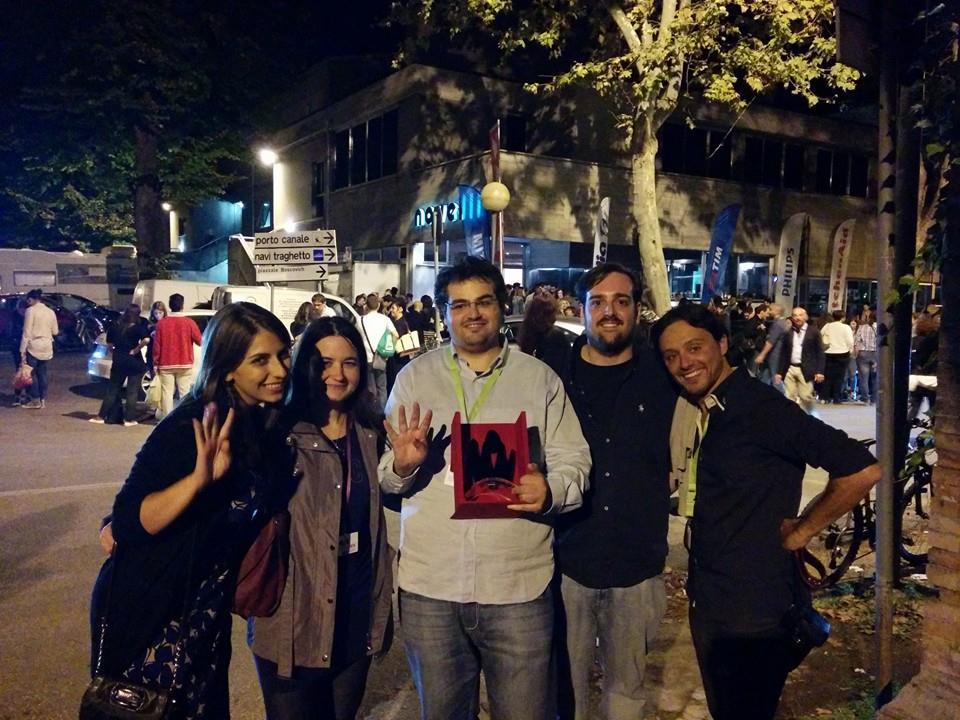 Macchianera Italian Awards 2014 - Premio + staff