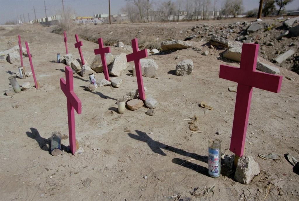 Croci rosa - Ciudad de Juarez