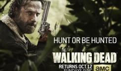 The Walking Dead ritorna il 12 ottobre
