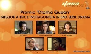 Miglior attrice protagonista - Drama