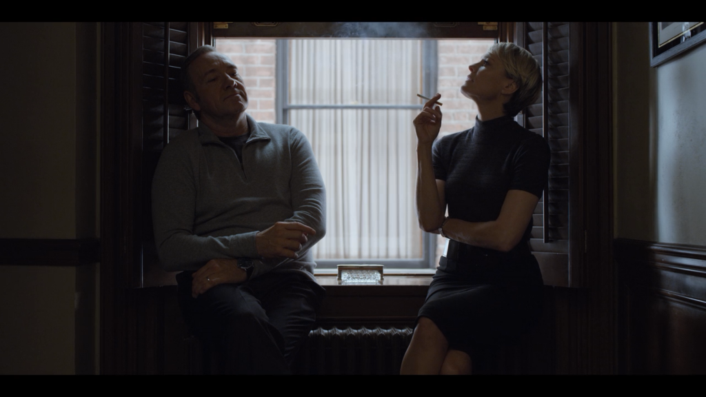 Frand e Claire Underwood_Hose of Cards
