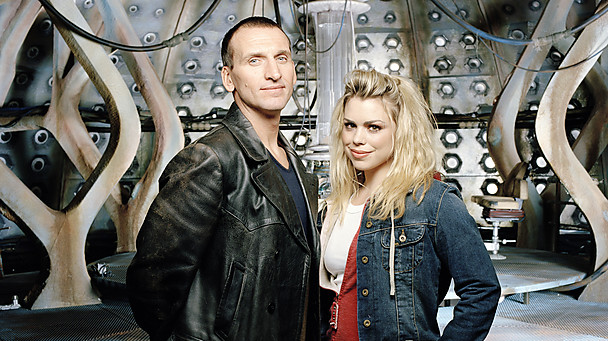 Doctor Who Nine and Rose