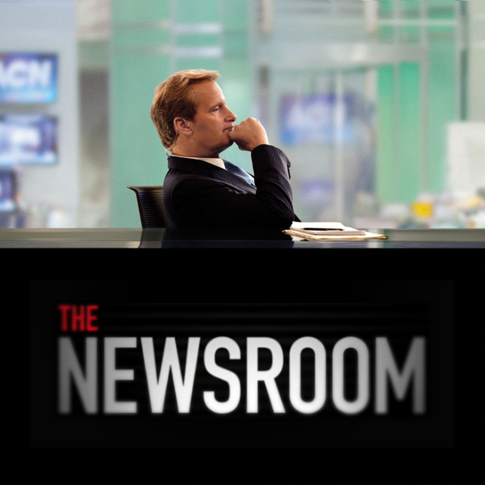 Will McAvoy - The Newsroom