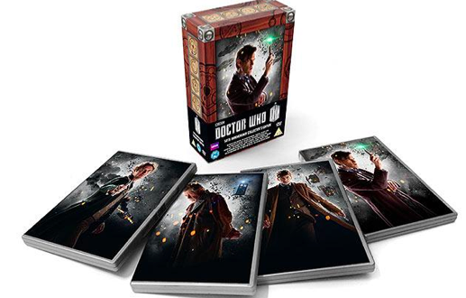 Doctor Who 50th anniversary collector's edition (UK)