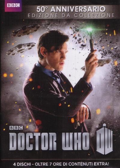 Doctor Who 50° anniversario - DVD edizione da collezione
