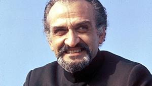 Roger Delgado, volto per eccellenza del Maestro.