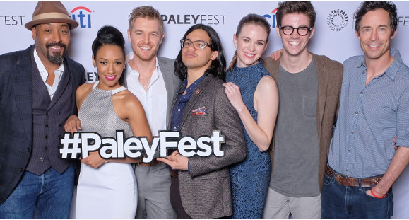 the-flash-paleyfest-cast