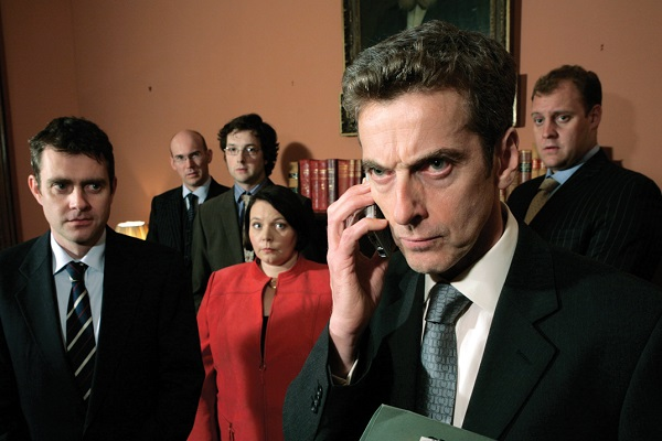 The Thick of It - EvidenzaThe Thick of It - Evidenza