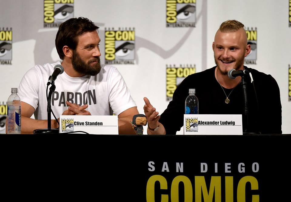 vikings sdcc 2015