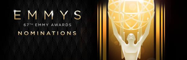 Emmy 2015 nomination top
