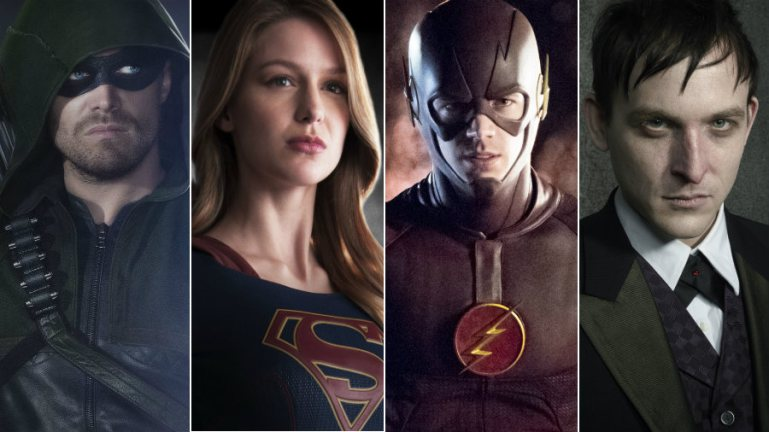 arrow-supergirl-the-flash-gotham-thecw-cbs-fox