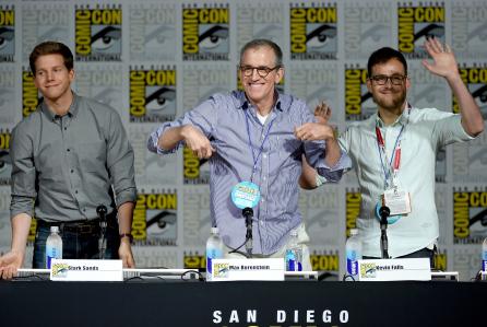 "Comic-Con International 2015 - ""Minority Report"" Panel"