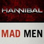 IA Mad Men Hannibal