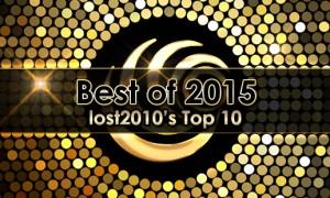 Top 10 2015 - lost oriz