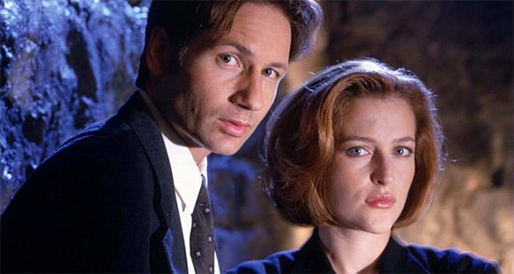 Mulder e Scully