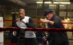 Stallone Creed 2015