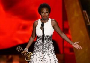 Viola Davis Emmy 2015