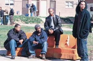 The Wire Sofa