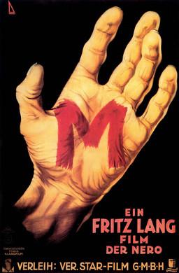 M_poster-Fritz Lang