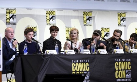 SDCC16 - Fantastic Beasts and where to find them