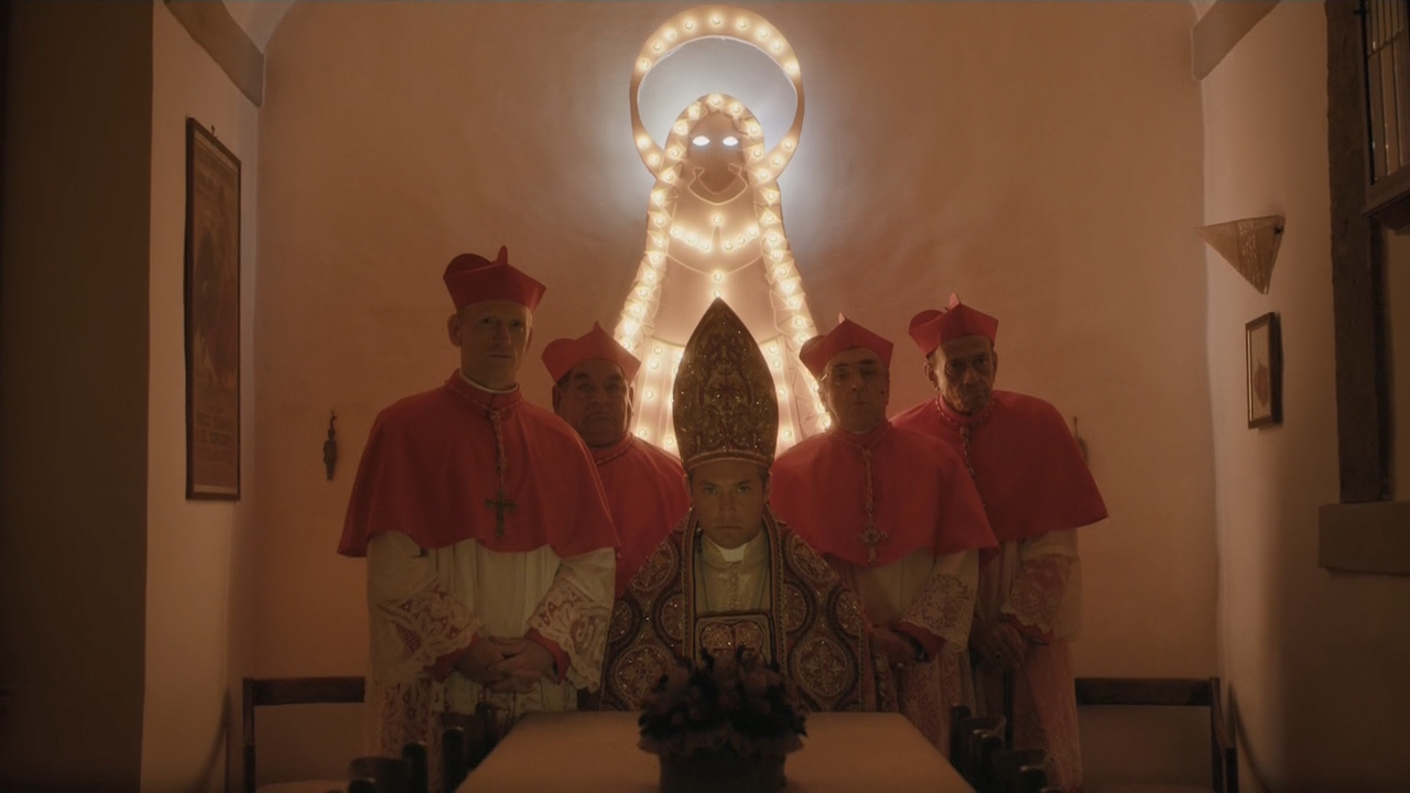 Young Pope 1x06