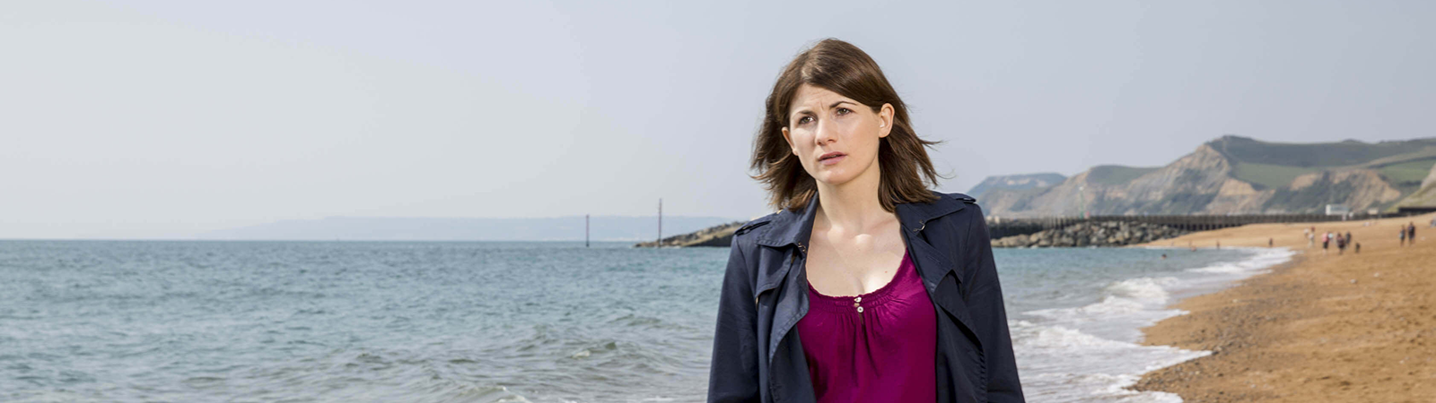 Broadchurch Jodie Whittaker