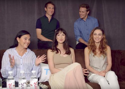 Cast di Outlander