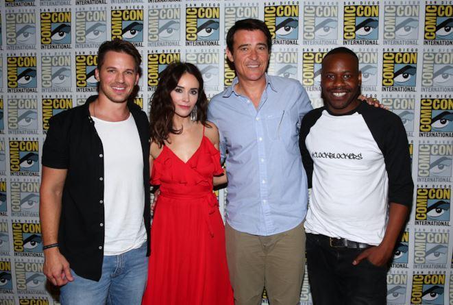 Timeless Comic-Con 2017