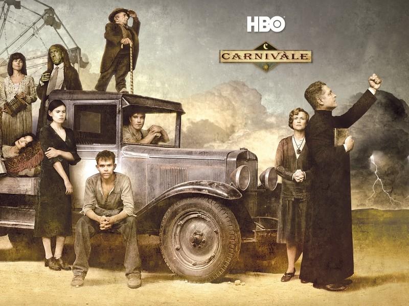 Carnivale Serie TV