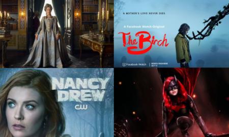 locandine delle serie in onda a ottobre