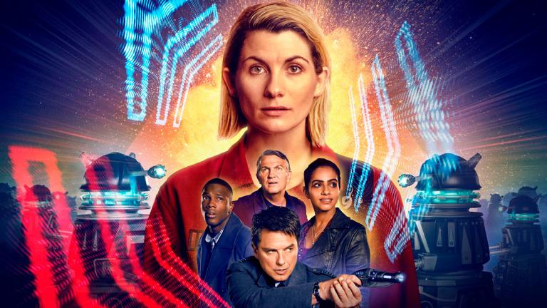 Doctor Who: Revolution of the Daleks
