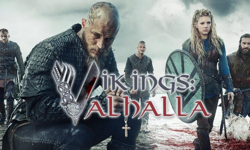 Locandina Vikings Valhalla (Credits: FB)