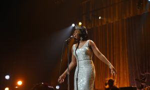 Cynthia Erivo interpreta Aretha Franklin