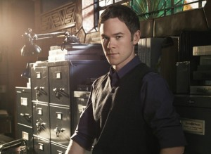 Warehouse 13 - Aaron Ashmore