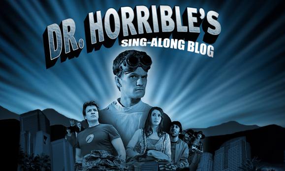 Dr Horribles Sing-along Blog