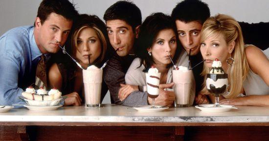 Friends Ice Cream