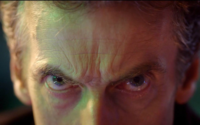 Peter Capaldi - The Name of The Doctor