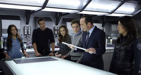 Agents of SHIELD bis