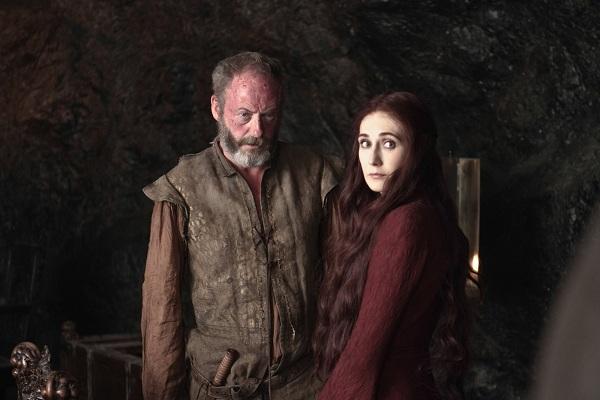 Melisandre & Davos