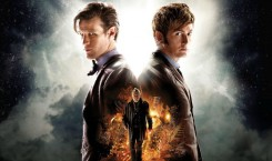 The Day of The Doctor, il DVD dello speciale per i 50 anni del Dottore