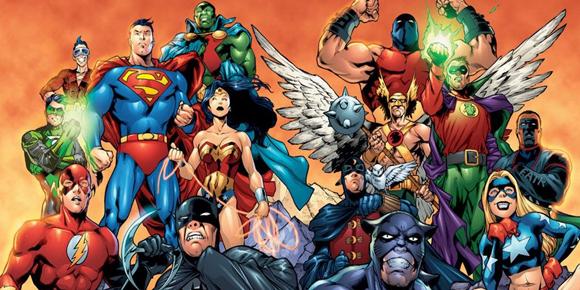 Il punto sull'universo DC